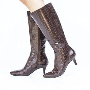 Impo Mid heel Stretch  boots